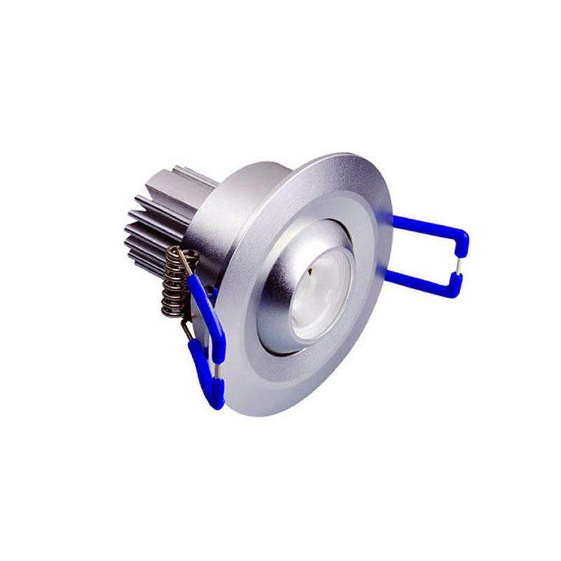 Downlight LED basculante 3W